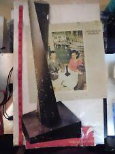 Led Zeppelin PRESENCE promo record display 1976 Swan Song Inc. RARE  BR