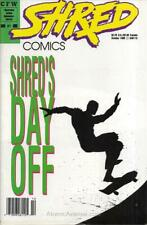 Shred #7 VF/NM; CFW | save on shipping - details inside
