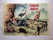 BD - Supplement Journal Spirou n° 1656 Sandy & Hoppy / 1970 / LAMBIL