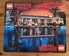 New ListingLego Stranger Things: The Upside Down (75810)