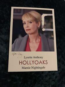 Hollyoaks Marnie Nightingale Cast Card