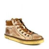 Yellow Cab Sneakers Leder Herren Halbschuh Sneaker