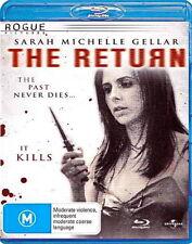 The Return - Thriller / Supernatural - Sarah Michelle Gellar - NEW BluRay
