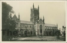 WORCESTER Cathedral Postcard WORCESTERSHIRE M. and L.
