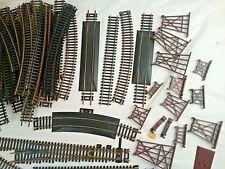 Vintage Tyco,Atlas HO Scale Model Train Track Set Lot,Derailer,Switch,Trestle