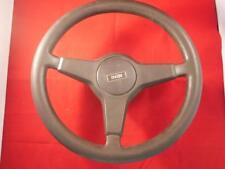 """Antique Classic MINI Cooper Steering Wheel Original 14"""" 355mm RARE A48"""