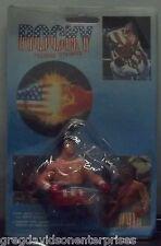 Rocky IV Figurine Stamper 1985 MOC Winston Toys