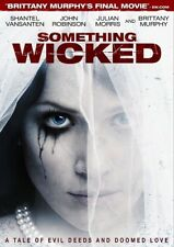 Something Wicked (DVD, 2015) New Horror Ships 1st Class not Media or less .