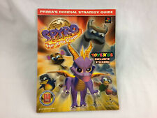 Prima Spyro Year of The Dragon Toys R Us Exclusive Official Strategy Guide -USED
