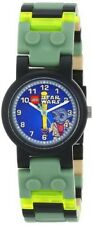 LEGO - Star Wars - Yoda - Kids Watch with Link Bracelet (Watch ONLY)