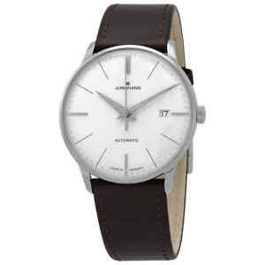 Junghans Meister Classic Automatic Silver Dial Men's Watch 027/4310.00