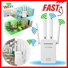 WiFi Range Extender Repeater Wireless Amplifier Router Signal Booster Gigabit US