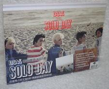 B1A4 Mini Album Vol. 5 Solo Day Taiwan Special CD+100P (Ver.B)