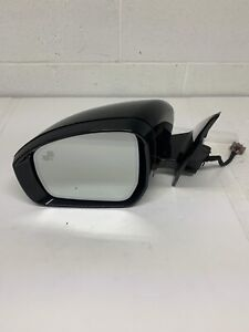 2016-2018 RANGE ROVER SPORT Driver Left Door Mirror Blind Spot Folding OEM (L1)