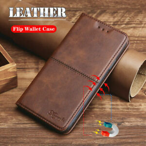 For Motorola Moto E (2020) G8 Power Lite Magnetic Leather Case Wallet Flip Cover