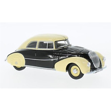 MAYBACH SW35 POWER LINE 1935 BLACK/CREAM 1:43 Neo Scale Models Auto d'Epoca