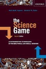 Science Game : An Introduction to Research in the Behavioral and Social Sciences