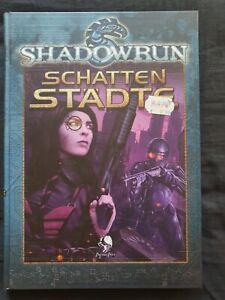 Shadowrun Schattenstädte