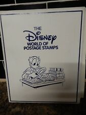 disney world of postage stamps