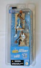 McFarlane NBA Serie 2 Carmelo Anthony ( Nuggets ) + Baron Davis ( Hornets )