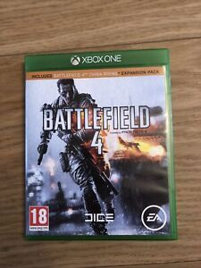 Battlefield 4 (Xbox One, 2013) includes battlefield 4th China Rising Expansion