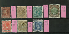 Netherlands 7 Used Stamps #1067