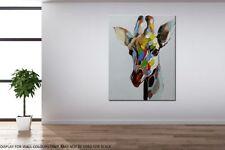 Pop Art Animals Decorative Posters & Prints