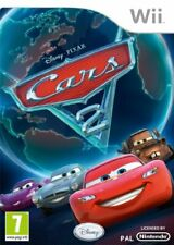 Cars 2 (Wii).