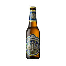 Cerveza italiana Premium Lager 33 cl. Theresianer 1 botella 33 cl.