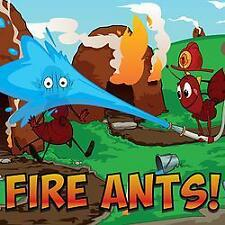 Fire Ants Playing Card Game Brand New Ages 6 And Up