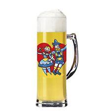 "Ritzenhoff 0 5 L ""thomas Marutschke"" Seidel Mug À Bière avec Sous-verres de Bi"