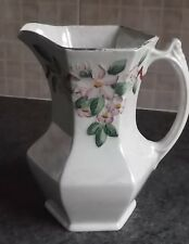 VERY FINE LUSTREWARE MALING WARE JUG MADE FOR RINGTONS TEA Co. 50'S VINTAGE