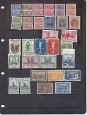 Colombia 1945-55 Unmounted Mint Collection
