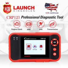 LAUNCH X431 CRP123 OBDII 4 Systems Car Diagnostic Tool OBD2 Auto Code Reader
