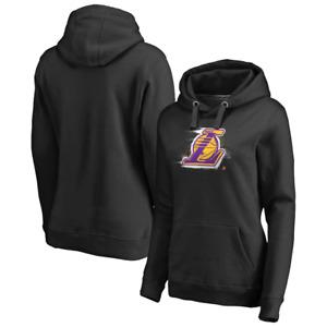 Los Angeles Lakers Hoodie Women's NBA Iconic Splatter Graphic Hoodie - New