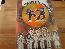 Sach Karl Feldhaus - Singen, Tanzen, Musizieren (112 pg.) LAUMANN /12.Auflage