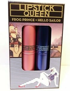 Frog Prince + Hello Sailor  Lipstick Queen BNIB