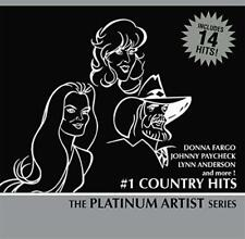 #1 Country Hits: Platinum Artist Series - Music CD - Various -  2007-01-30 - St.