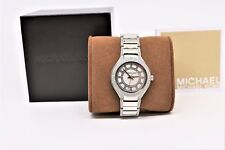 Michael Kors Mini Kerry Silver Dial Ladies Watch Item No. MK3441 W/ Box & Papers