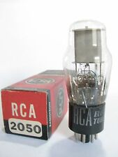 One 1957 RCA 2050 (VT-245) Jukebox tube - Hickok TV-7D/U tested