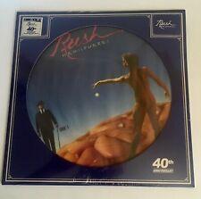 Rush Hemispheres 40th Anniversary Picture Disc NEW Sealed Mercury B0029672-01