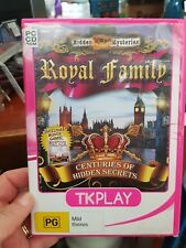 Hidden Mysteries - Royal Family - PC GAME 💜💜💜 FREE POST