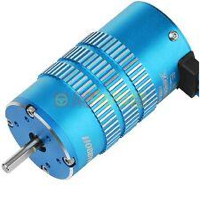 Hobbywing XERUN 4274SD 1800kv Sensored Brushless Motor for 1/8 RC Monster Blue