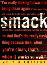 Smack by Melvin Burgess (1999, Paperback)