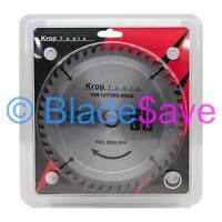 Bosch Circular Cordless TCT Saw Blade 165mm x 48T DeWalt Festool Makita by KROP