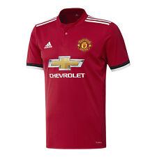Adidas MUFC H Jsy 1 divisa Manchester United 2017-2018 Maglietta Uomo