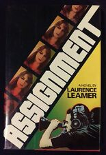 Assignment, Laurence Leamer, Very Good First Printing.