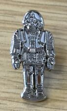 TWIKI THE ROBOT BUCK ROGERS SCI FI COS PLAY ENAMEL PIN BADGE SOUVENIR