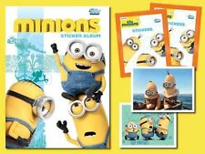 Topps Minions Stickers
