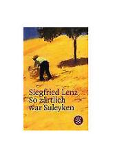 So zärtlich war Suleyken, Band 16 von Siegfried Lenz (2005, Gebunden)